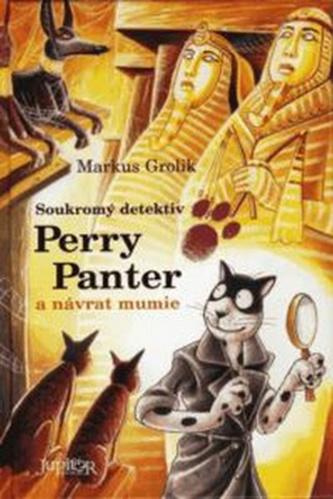 Perry Panter a návrat mumie