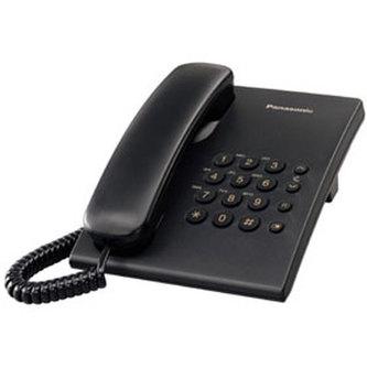 Telefon klasický PANASONIC KXTS500CXB