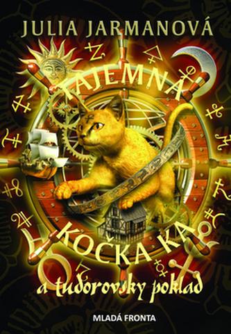 Tajemná kočka Ka a tudorovský poklad