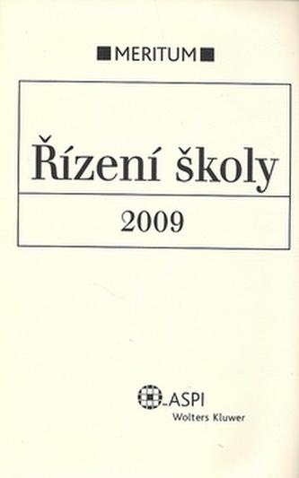 Řízení školy 2009