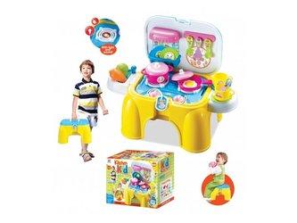 Dětská kuchyňka G21 s příslušenstvím