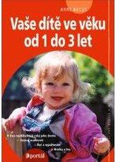 Vaše dítě ve věku od 1 do 3 let