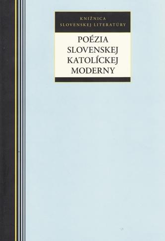 Poézia slovenskej katolíckej moderny