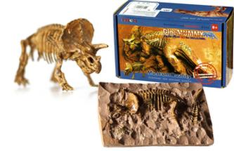 Dino Mummy Triceratops