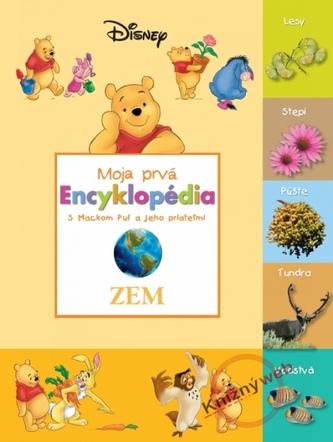 Moja prvá encyklopédia Zem