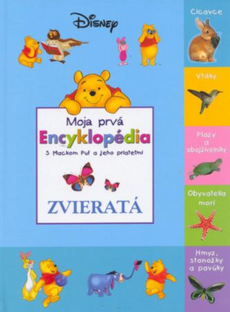 Moja prvá encyklopédia Zvieratá
