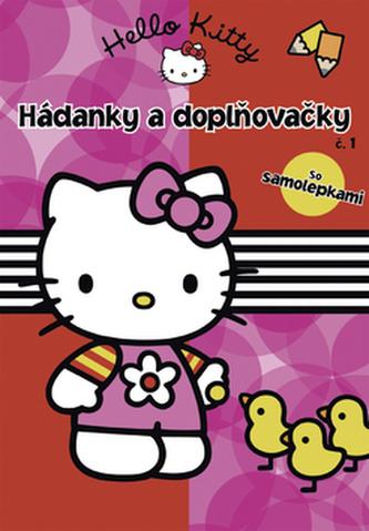 Hello Kitty Hádanky a doplňovačky 1