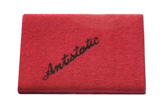 Utěrka čistící antistatická na gramofonové desky