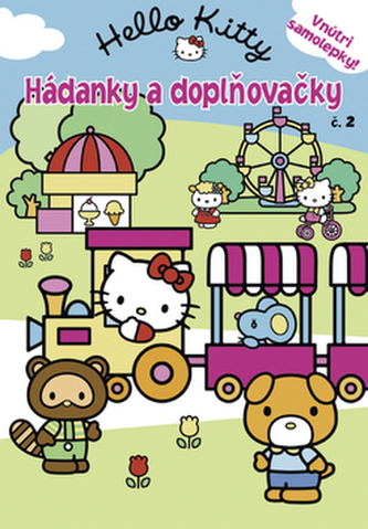Hello Kitty Hádanky a doplňovačky 2