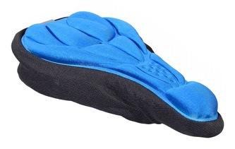 Potah sedla na kolo COMPASS 12119 BLUE