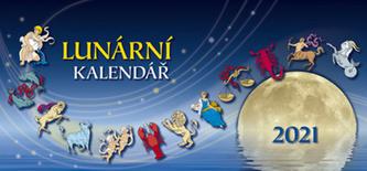 Kalendář 2021 - Lunární, stolní