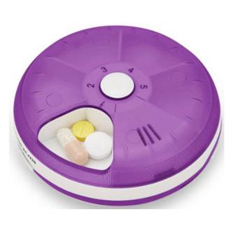 Zásobník na léky SCALA s měřením pulzu vč. alarmu