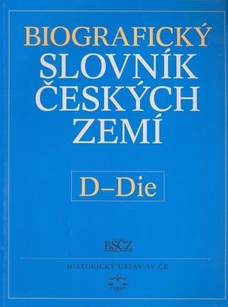 Biografický slovník českých zemí D-De