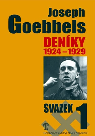 Joseph Goebbels Deníky 1924-1929 - Joseph Goebbels