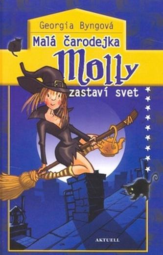 Malá čarodejka Molly zastaví svet