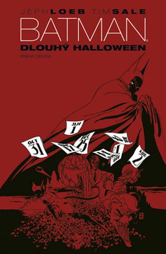 Batman Dlouhý Halloween - Jeph Loeb