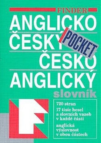 Anglicko-český česko-anglický slovník POCKET
