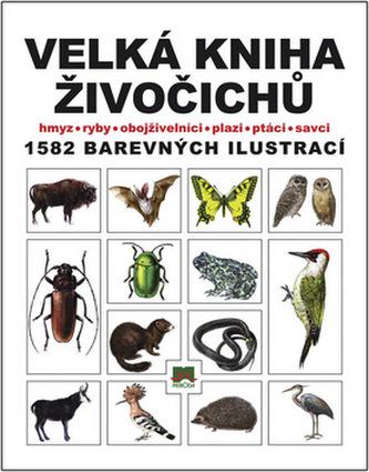 Velká kniha živočichů