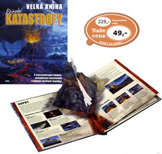 Velká kniha přírodní katastrofy