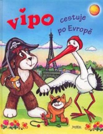 Vipo cestuje po Evropě