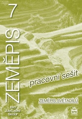 Zeměpis 7 pro základní školy Zeměpis světadílů - Jaromír Demek