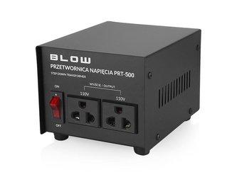 Měnič napětí BLOW 230V/110V 500W