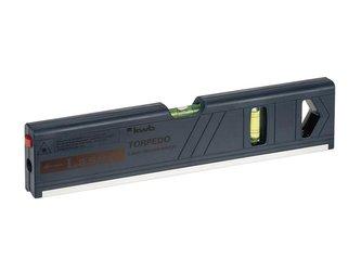 Vodováha laserová TORPEDO 27cm
