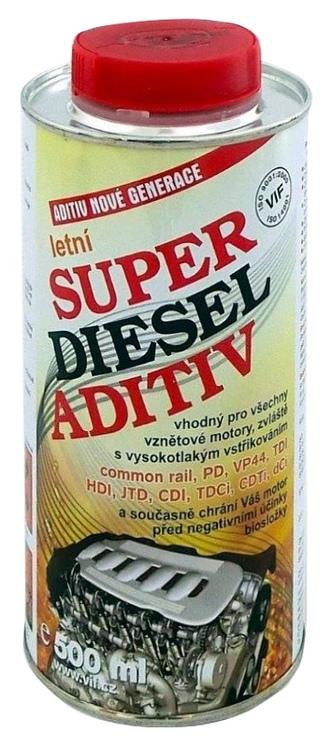Aditivum do nafty letní VIF 500ml
