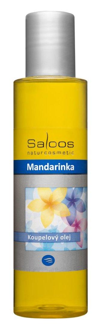 Saloos Koupelový olej - Mandarinka 125 ml