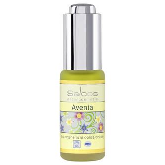Saloos Bio regenerační obličejový olej - Avenia 20 ml