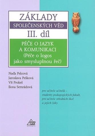 Základy společenských věd III.díl
