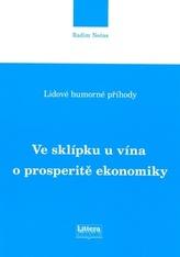 Ve sklípku u vína o prosperitě ekonomiky