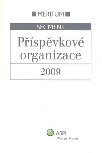 Příspěvkové organizace 2009