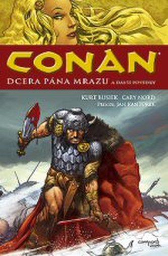 Conan Dcera pána mrazu a další povídky