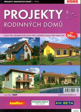 Projekty rodinných domů 1/2009