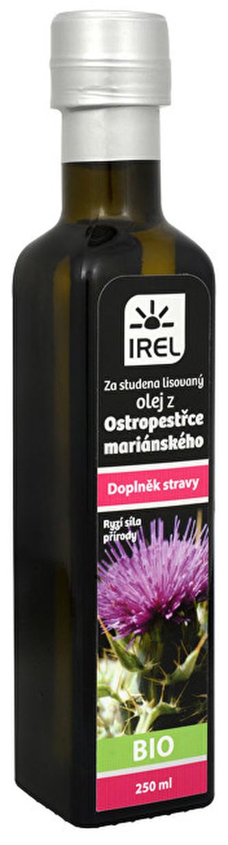 Smart AD BIO Panenský olej z ostropestřce mariánského 250 ml