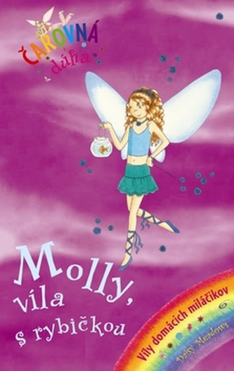 Molly, víla s rybičkou