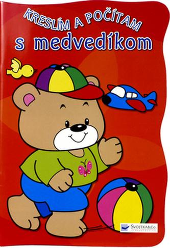 Kreslím a počítam s medvedíkom