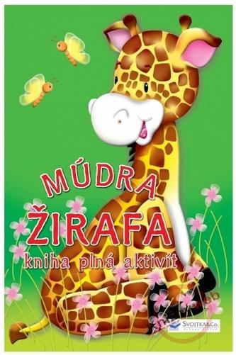 Múdra žirafa - kniha plná aktivít