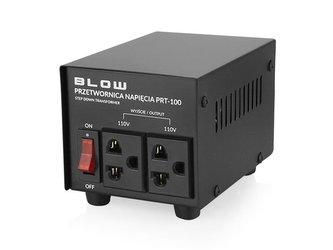 Měnič napětí BLOW 230V/110V 100W