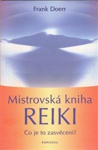 Mistrovská kniha reiki