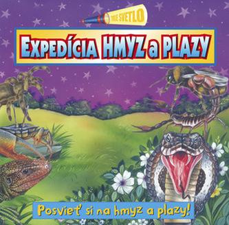 Expedícia Hmyz a plazy