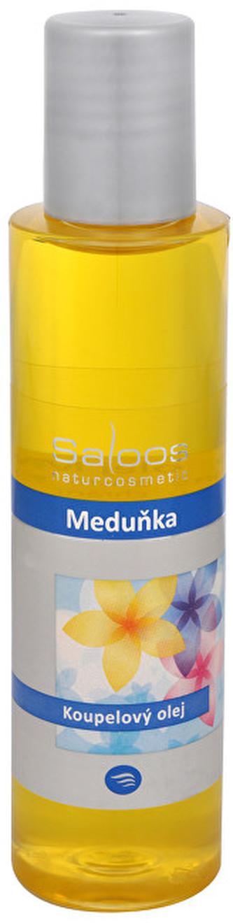Saloos Koupelový olej - Meduňka 250 ml