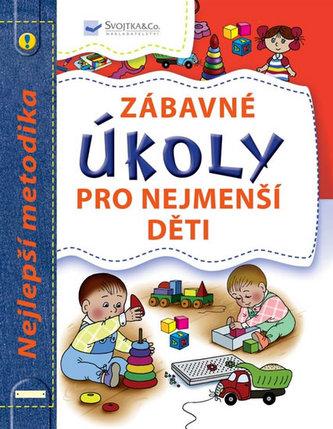 Zábavné úkoly pro nejmenší děti