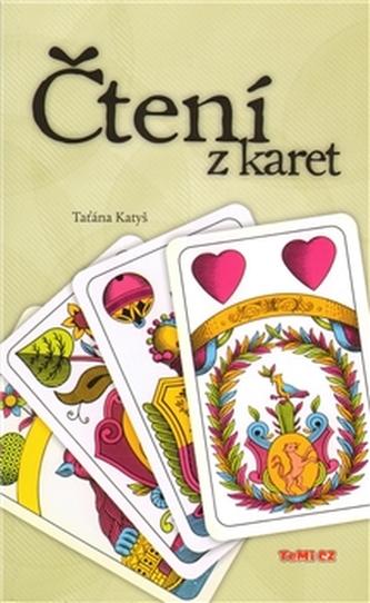 Čtení z karet