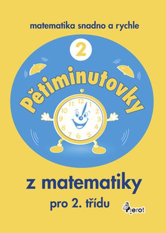 Pětiminutovky z matematiky pro 2 třídu