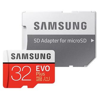 Paměťová karta SAMSUNG MB-MC32GA/EU micro SDHC 32GB CL10 s adaptérem