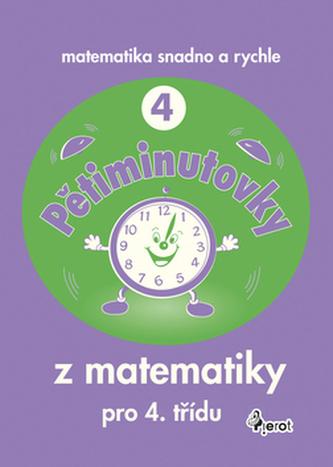 Pětiminutovky z matematiky pro 4 třídu