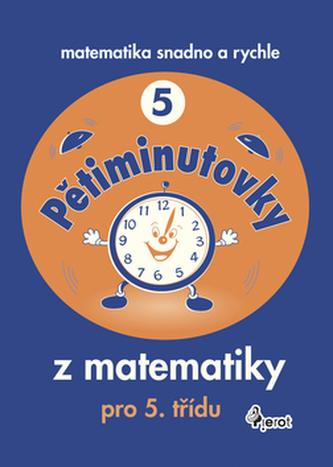 Pětiminutovky z matematiky pro 5 třídu