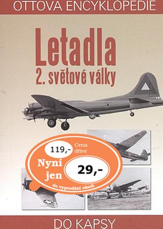 Ottova encyklopedie Letadla 2.světové války